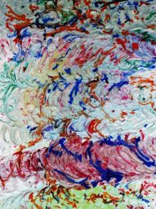 """""""Softly"""" courtesy of artist/poet Karen Hartley see Karen's poetry blog at  http://iamawriterandanartist.blogspot.com"""