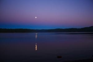 Planet Above Bucks Lake
