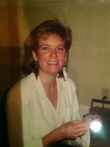 Polly Kearney, 1964 to 2013 Rest in Peace, longtime sister